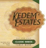 Kedem Estates Classic White 750ml - Case of 12